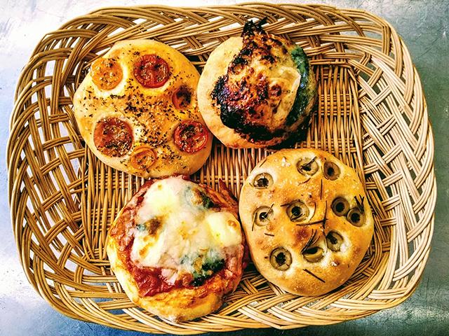 IL PINOLINO 宮代野菜とお米を使ったイタリアパンのお店